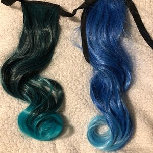 New Ponytail Synthetic Hair Extensions